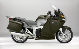 обои для рабочего стола 1920x1200 мотоциклы, bmw, темнозеленый, 2005, k-1200, gt