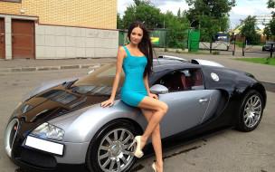 автомобили, авто с девушками, авто