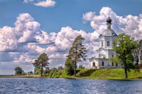 Валаам обои для рабочего стола 2048x1365 валаам, города, - православные церкви,  монастыри, часовня, река