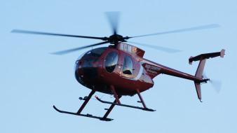 hughes 500 helicopter, авиация, боевые самолёты, скоростной, вертолет, малоразмерный, легкий