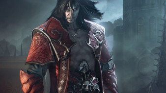 castlevania,  lords of shadow 2, видео игры, воин