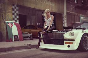 leonie hagmeyer-reyinger, автомобили, авто с девушками, авто