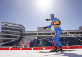 обои для рабочего стола 3487x2425 спорт, лыжный спорт, лыжи, лыжник, стадион, спортсмен