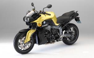 мотоциклы, bmw, k-1300, r, 2010, желтый