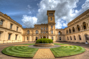 Osborne House обои для рабочего стола 2048x1361 osborne house, города, - дворцы,  замки,  крепости, великобритания, музей, комплекс, дворцовый, осборн-хаус