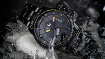 csf time, бренды, csf, браслет, циферблат, наручные, часы