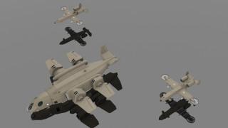 авиация, 3д, рисованые, v-graphic, самолеты
