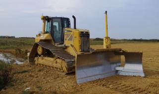 Caterpillar D6N LGP обои для рабочего стола 2046x1212 caterpillar d6n lgp, техника, бульдозеры, мощь, ковш, бульдозер