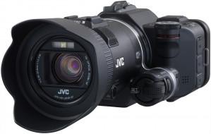jvc gc-px100b, бренды, jvc, цифровая, объектив, фотокамера