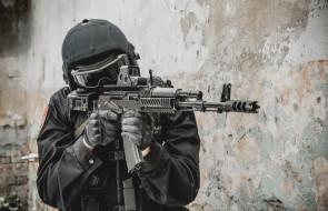оружие, армия, спецназ, ствол