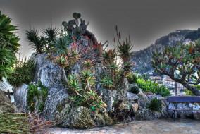 Fontvieille Monaco Экзотический сад обои для рабочего стола 2400x1607 fontvieille monaco экзотический сад, природа, парк, fontvieille, кактусы, сад, экзотический, monaco