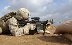 оружие, армия, спецназ, солдат, united, states, marine, corps