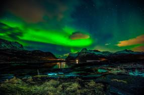 Норвегия Лофотенские острова обои для рабочего стола 2048x1363 норвегия лофотенские острова, природа, северное сияние, норвегия, лофотенские, острова, зима, ночь, северное, сияние