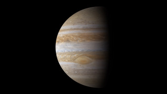 обои для рабочего стола 3000x1688 космос, юпитер, пятая, планета, бог, грозы, jupiter, газовый, гигант