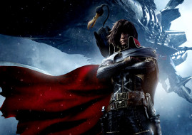 space pirate captain harlock, �����������, �����������, �����, ������