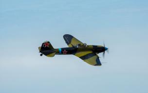 авиация, лёгкие и одномоторные самолёты, полёт, ил-2м
