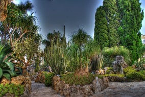 Fontvieille Monaco Экзотический сад обои для рабочего стола 2400x1607 fontvieille monaco экзотический сад, природа, парк, пальмы, сад, экзотический, monaco, fontvieille
