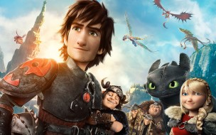 how to train your dragon 2, �����������, ���, ���������, �������, 2