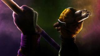 Teenage Mutant Ninja Turtles 2014 обои для рабочего стола 1920x1080 teenage mutant ninja turtles 2014, кино фильмы, teenage mutant ninja turtles, 2014, ниндзя, Черепашки