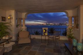 обои для рабочего стола 3473x2315 интерьер, веранды,  террасы,  балконы, miami, терраса, комната, вилла, дом, город, дизайн, стиль