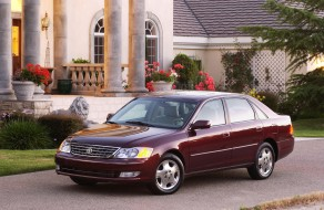 2005 Toyota Avalon XLS обои для рабочего стола 3000x1955 2005 toyota avalon xls, автомобили, toyota