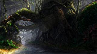 Картинки природа фэнтези пейзажи