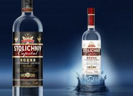 бренды, столичный капитал, водка, столичная, бутылки