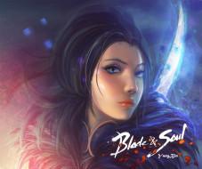 видео игры, blade and soul, девушка, blade, soul, zis, арт, парень, снег