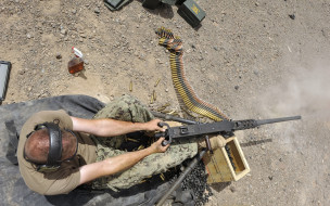 обои для рабочего стола 2560x1600 оружие, пулемёты, 50-caliber, m2, gun, machine