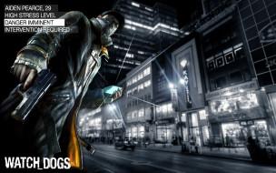 Watch Dogs обои для рабочего стола, картинки из видео игр на ...