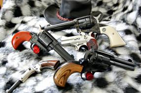 Rugers, Bond Arms, Heritage and Stevens обои для рабочего стола 2048x1362 rugers,  bond arms,  heritage and stevens, оружие, револьверы, история, раритеты