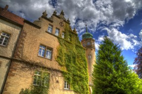 ulenburg castle - l&, 246, hne,  germany, ������, - ������,  �����,  ��������, �����, ����, �����, ������