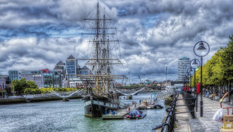 jeanie johnston tall ship & famine museum, �������, ���������, �����, ��������, ��������, �����, ����������