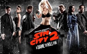 sin city,  a dame to kill for, ���� ������, jessica, alba, �����, ������