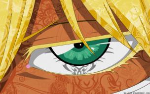 аниме, bleach, блич, глаз