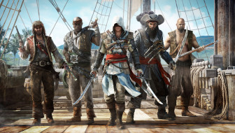 assassin`s creed iv,  black flag, ����� ����, ������