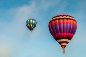 авиация, воздушные шары, аэростаты