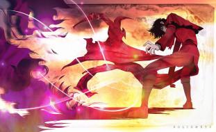 аниме, hellsing, alucard, вампир, дракула