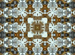 обои для рабочего стола 1920x1416 3д графика, фракталы , fractal, цвета, фон, узор