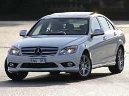 W204, светлый, AU-spec, Sport, C 280, Mercedes-Benz