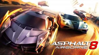 asphalt 8,  airborne, ����� ����, - asphalt 8, �����, �������, 8, airborne, ������, asphalt