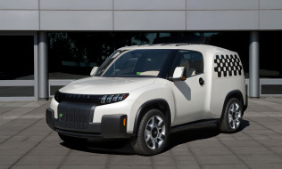 2014 Toyota U-squared Urban Utility обои для рабочего стола 3000x1804 2014 toyota u-squared urban utility, автомобили, toyota, u-squared, urban, белый, тюнинг