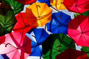 разное, сумки,  кошельки,  зонты, яркие, разноцветные, зонты