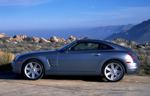 автомобили, chrysler, 2004г, limited, coupe, crossfire, zh