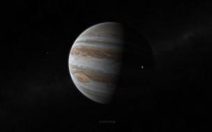 космос, юпитер, планета
