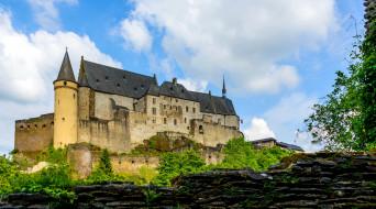 vianden castle ����������, ������, - ������,  �����,  ��������, �����, ����������, castle, vianden