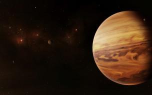 обои для рабочего стола 1920x1200 космос, арт, планета, звезды, вселенная