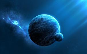 обои для рабочего стола 1920x1200 космос, арт, вселенная, звезды, планеты