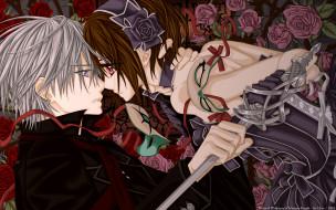 �����, vampire knight, cilou, yuuki, cross, kiryu, zero, �������, �������, �����, ����, �����, �����, ����, ������, ������