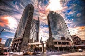 milan - new financial district, ������, �����, ������, �������, �������